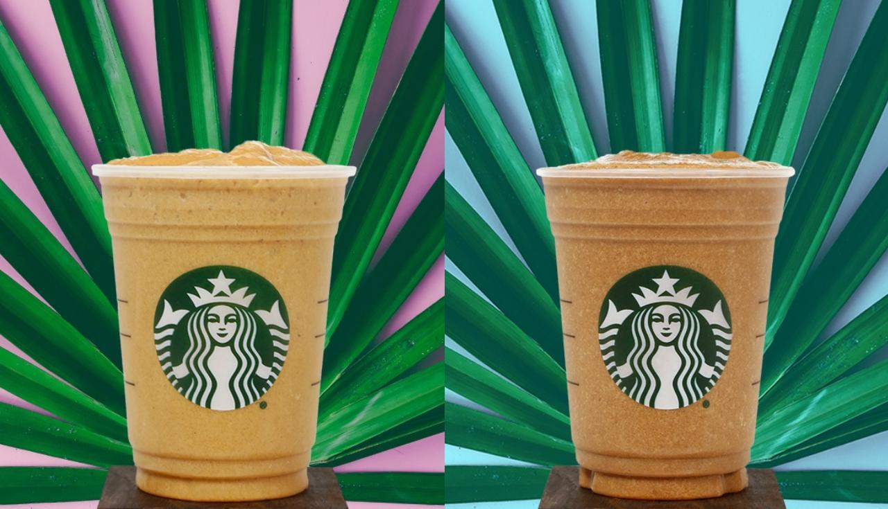 Starbucks Releases High-Protein Vegan Cold Brew Smoothies!