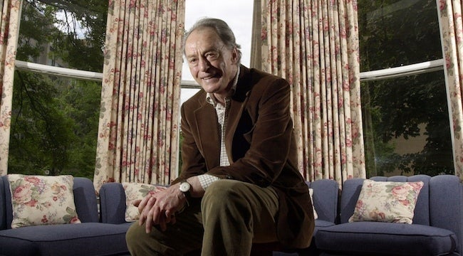 Peter Donat, 'The X-Files' actor, dies at 90