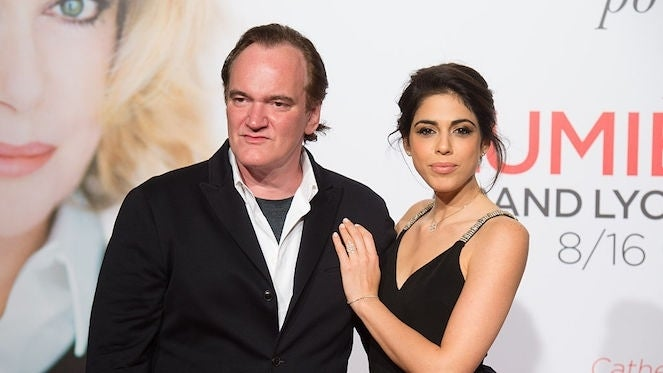 Quentin Tarantino Marries Daniella Pick In Small L.A. Ceremony