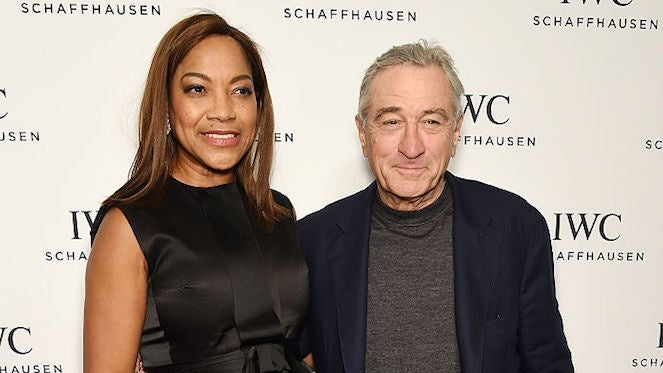 Robert De Niro & Wife SPLIT!