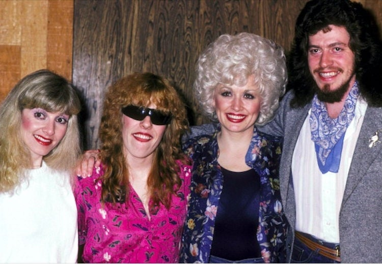Floyd Parton, brother of Dolly Parton, has died