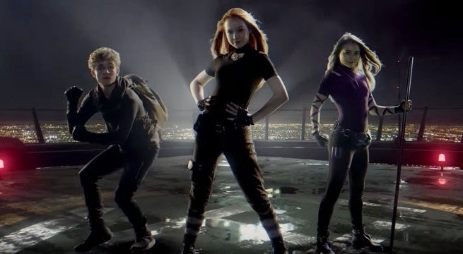 New Trailer and Premiere Date For Live-Action Kim Possible
