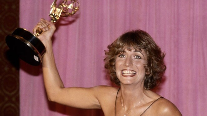 Penny Marshall, actress and comedian, dead at 75