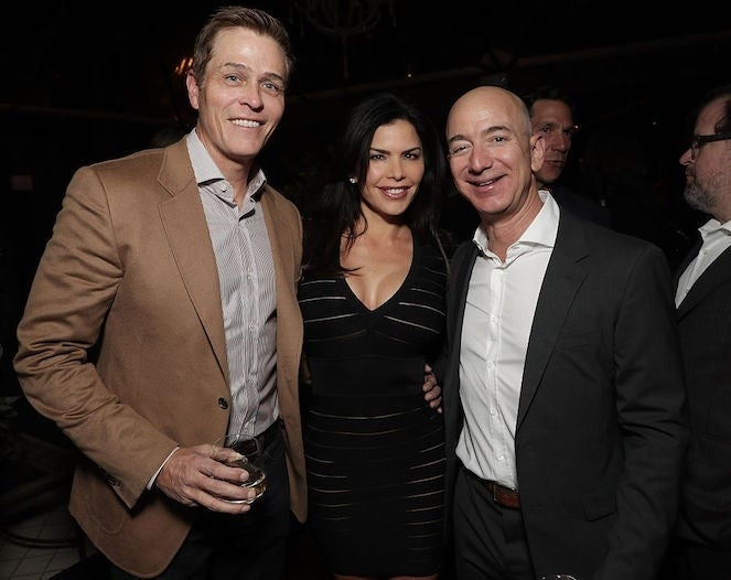 Jeff and MacKenzie Bezos $137B Divorce Involves No Prenup