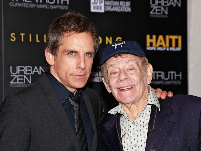 'Seinfeld' Star Jerry Stiller, Ben Stiller's Father, Reportedly Rushed to Hospital