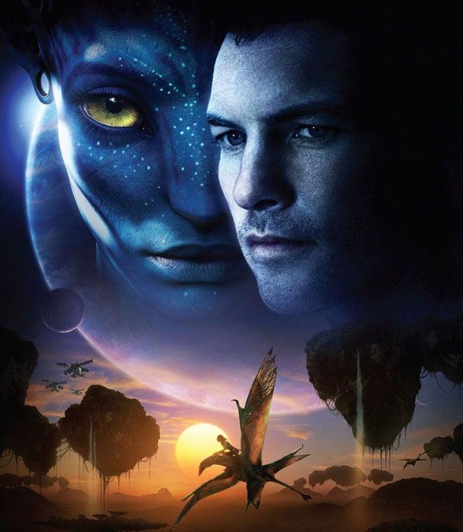 James Cameron Avatar 2 Sequel Posters