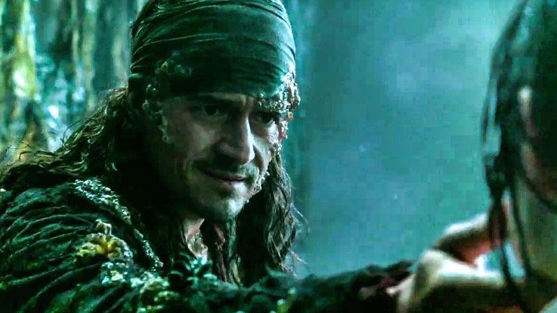 Orlando Bloom Will Turner Pirates Caribbean 5