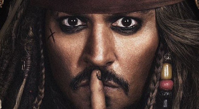 Pirates of the Caribbean 5 Hackers Ransom Disney