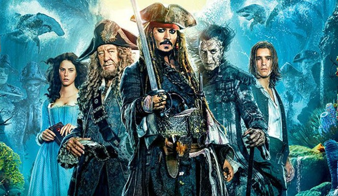 Pirates of the Caribbean Dead Men Tell No Tales Reviews