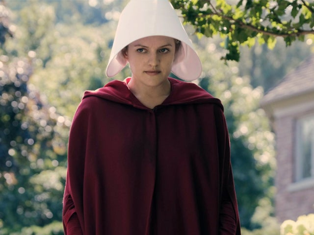 Elisabeth Moss Responds to Question Comparing the Subject of 'Handmaid's Tale' to Scientology