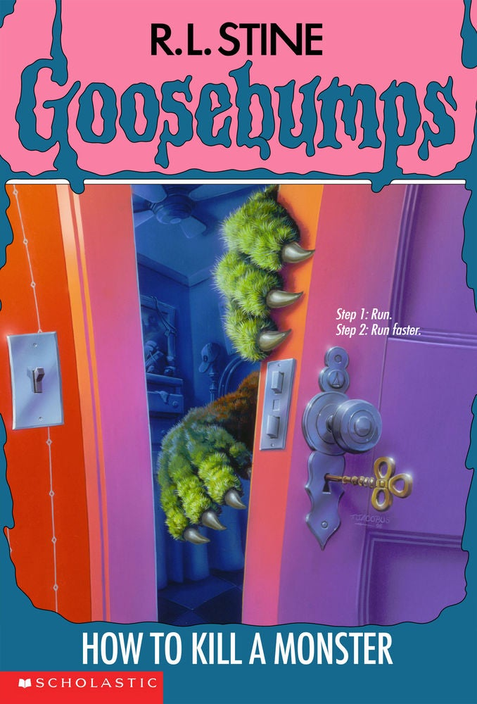 4-goosebumps-How_to_Kill_a_Monster_(Cover)
