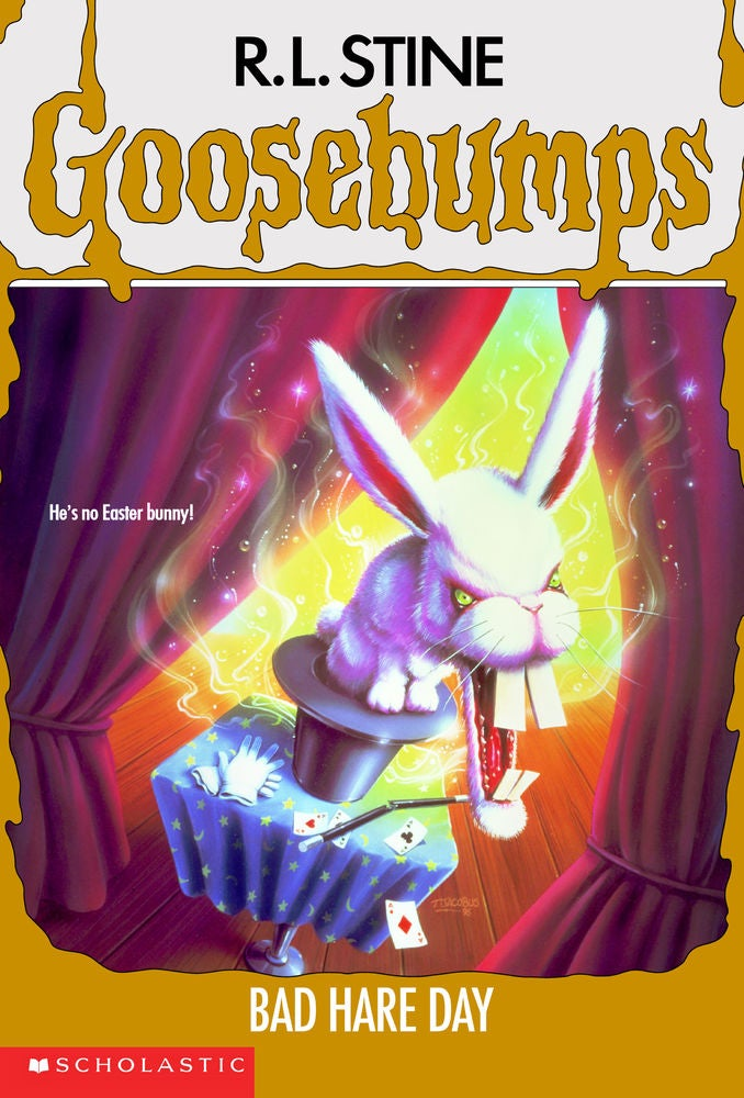 goosebumps-Bad Hare Day (Cover)