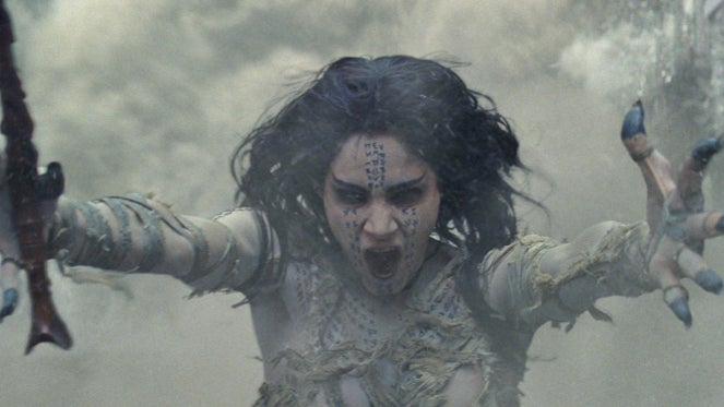 The Mummy 2017 Movie Reviews