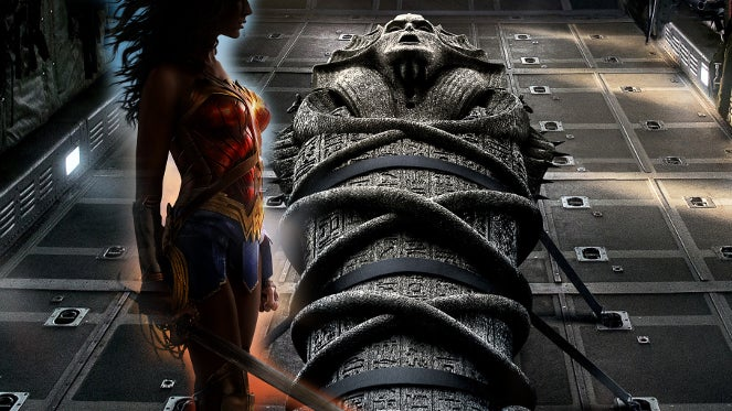 Wonder Woman vs The Mummy Box Office