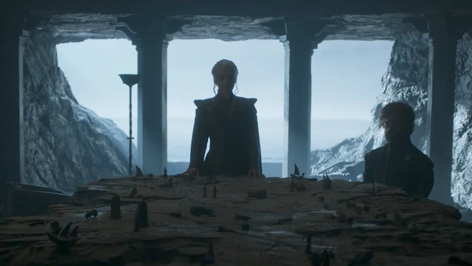 Game of Thrones Season 7 Episode 2 Daenerys War Councel