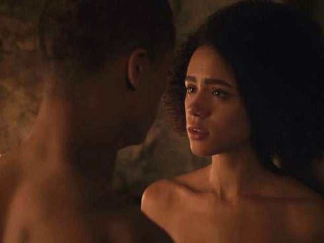 'Game of Thrones' Star Reveals Private Details About Filming This Week's Sex Scene