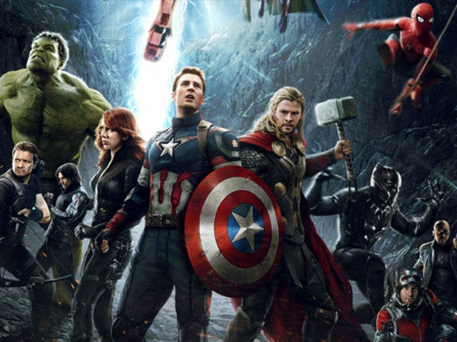 Possibly The Most Epic Avengers: Infinity War Poster Yet