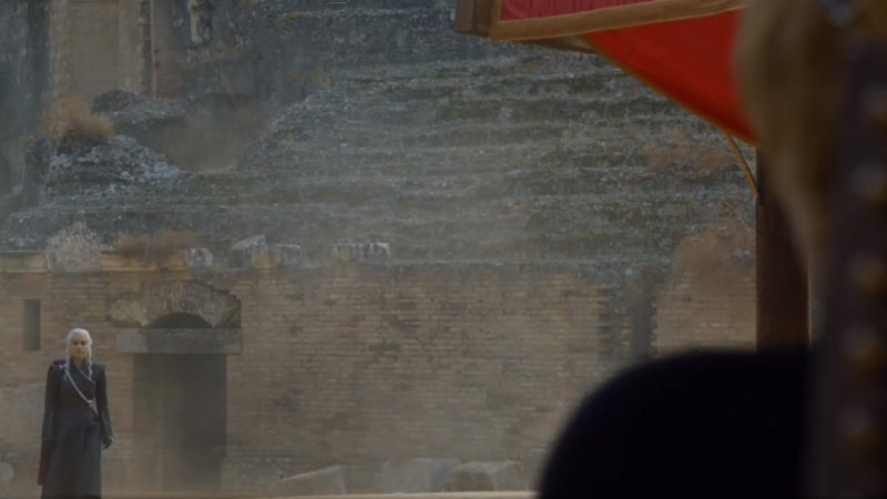 Game Thrones Season 8 Cersei vs Daenerys