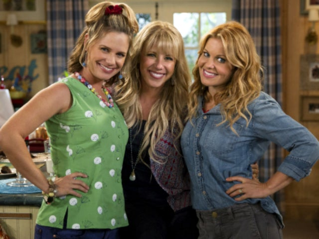 'Fuller House' Cast Possibly References Lori Laughlin During Kids' Choice Awards