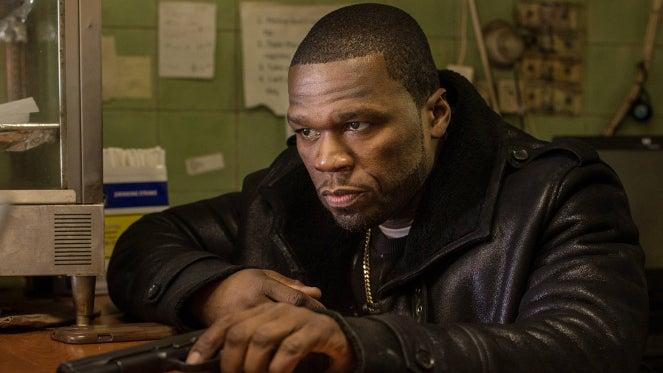 Power Starz 50 Cent Kanan