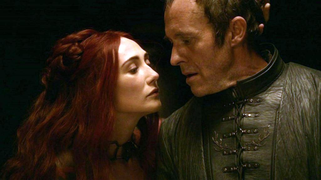 stannismelisandre game of thrones