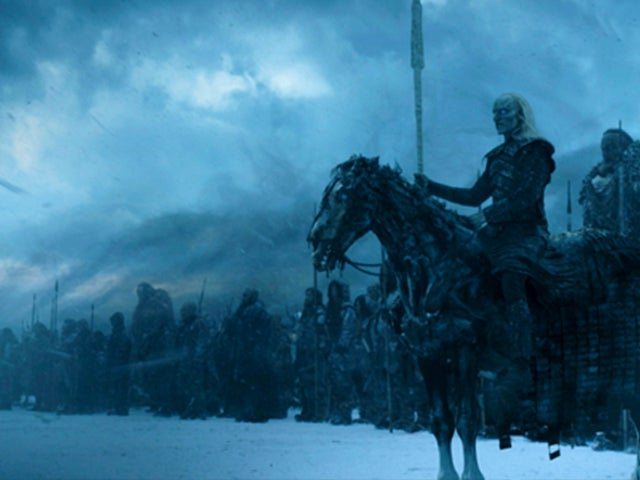 'Game of Thrones': Night King's Army Just Arrived at Winterfell, and Fans Are Losing It