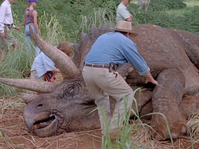 Here Is Every Butt Featured in 'Jurassic Park'