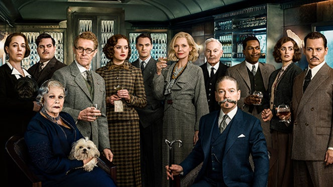 Murder on the Orient Express Reviews