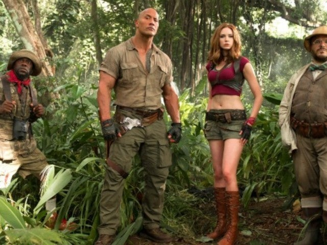 'Jumanji 3': Dwayne 'The Rock' Johnson Reveals First Look at 'Welcome to the Jungle' Sequel