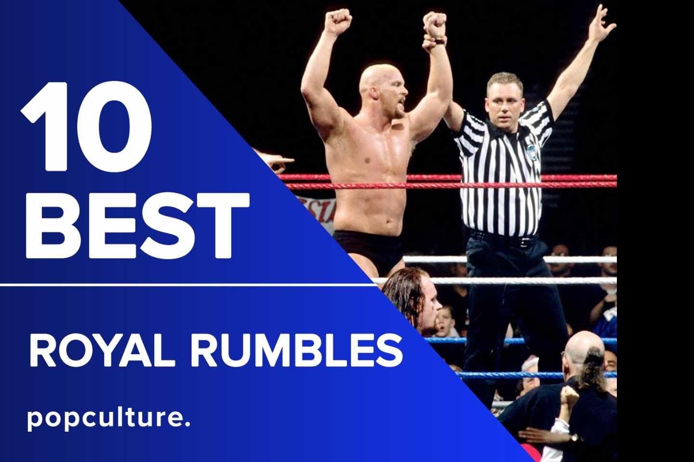10 Best Royal Rumbles Square
