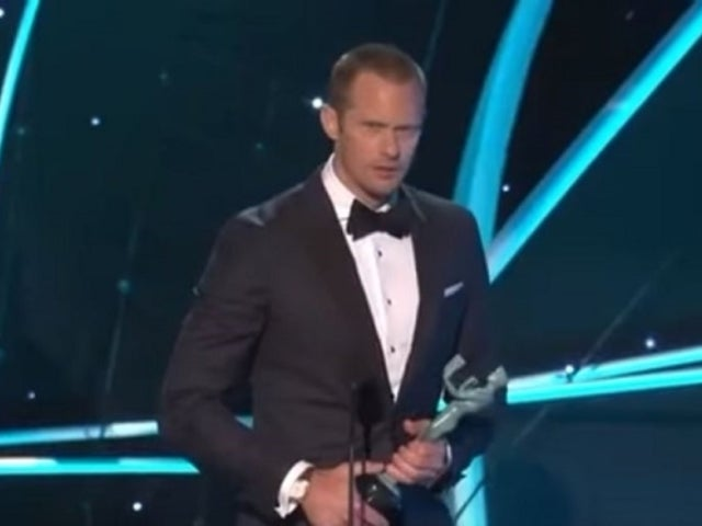 Twitter Drubbed Alexander Skarsgard Because His Speech Did Not Address Domestic Violence