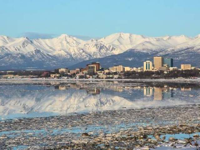 Magnitude 7.0 Earthquake Hits Anchorage, Alaska Triggering Tsunami Warning