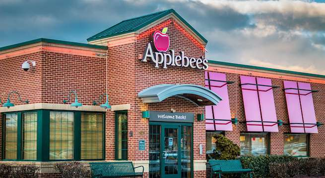 applebees- George Sheldon : Shutterstockcom