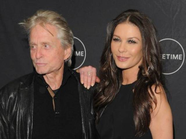 Michael Douglas Makes Surprising Admission Over Age-Gap With Wife Catherine Zeta-Jones