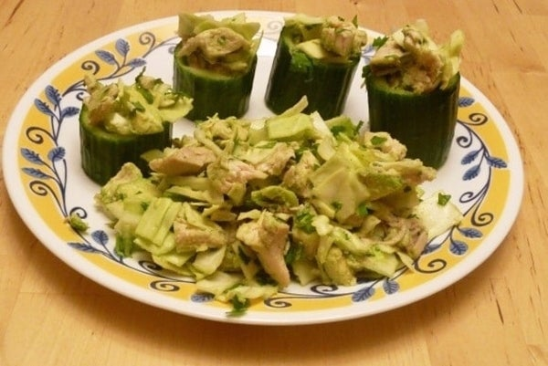 Chicken-Avocado-Salad-with-Cilantro-and-Lime