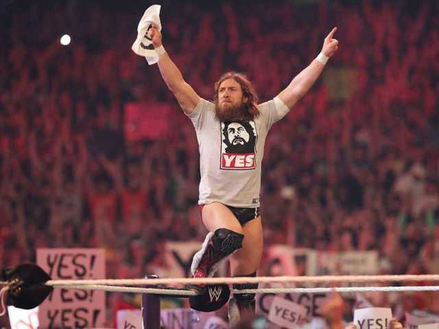 Will Daniel Bryan Surprise Everyone and Win the Royal Rumble?