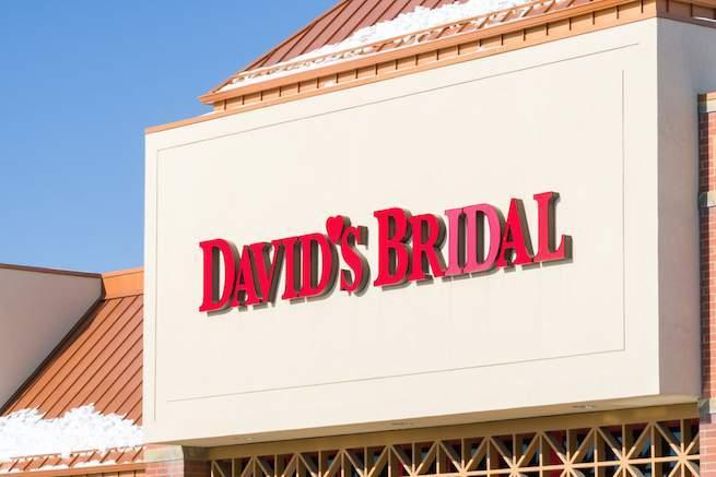 davids-bridal-bankruptcy-shutterstock