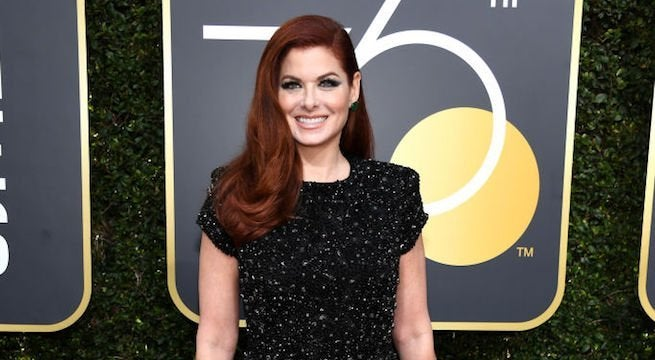 debra-messing_getty-kevork Djansezian:NBC : Contributor