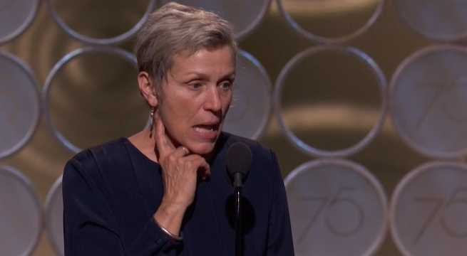 frances mcdormand gg