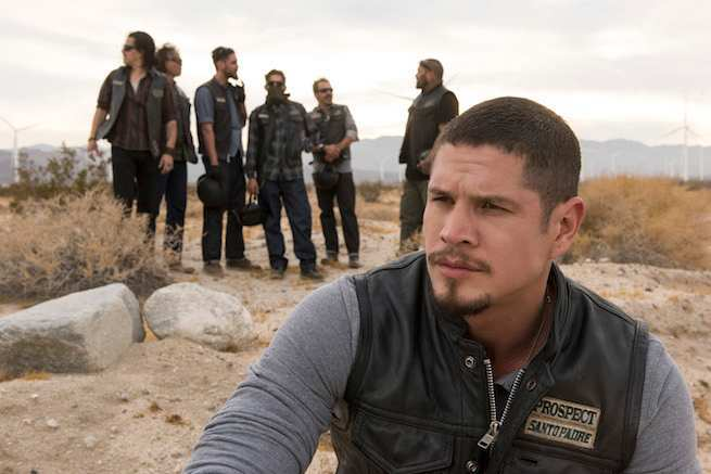 FX's Mayans MC - photo credit Prashant Gupta  FX