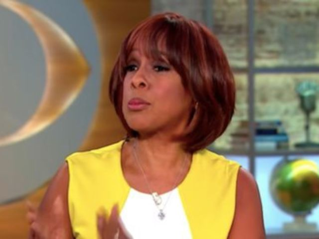 Gayle King Says Oprah Not Considering President Run 'At This Point'