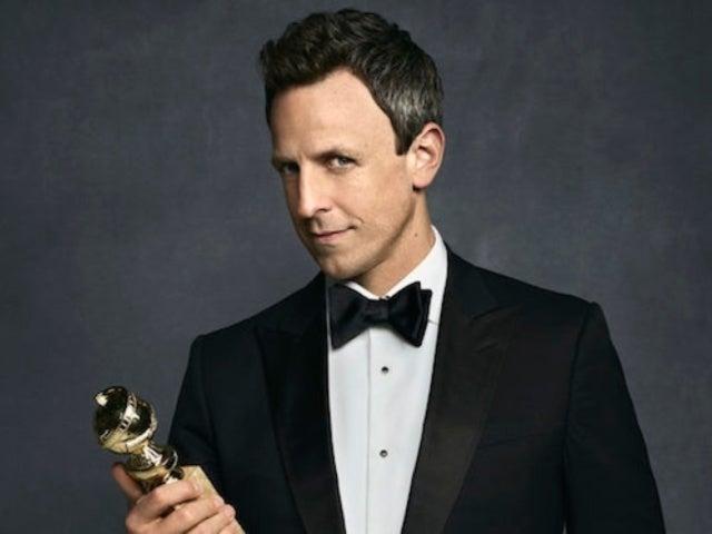 Seth Meyers Opens Golden Globes With Crushing Harvey Weinstein Joke