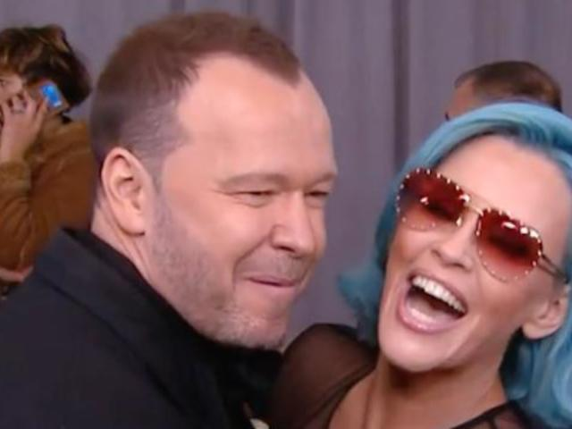 Jenny McCarthy and Donnie Wahlberg Admit NSFW Connection to Pink's Music