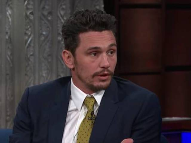 James Franco's High School Removes His Art Amid Misconduct Allegations