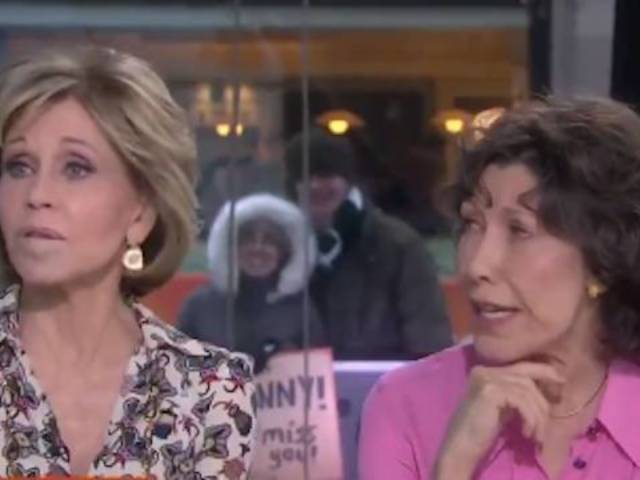 See Jane Fonda's Scorching Response to Lily Tomlin's Facelift Comment