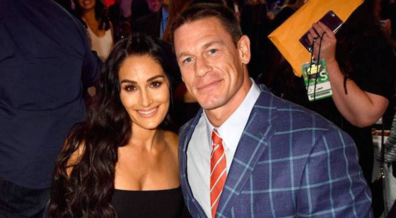 John Cena Said Hes Willing To Have Surgery To Give Nikki Bella A Child John Cena Said Hes Willing To Have Surgery To Give Nikki Bella A Child new pics
