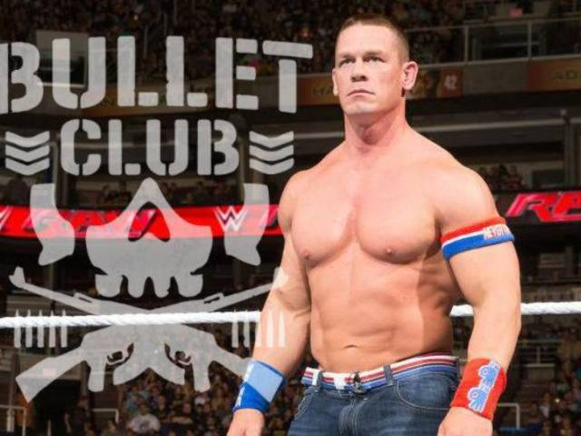 Does John Cena Want to Join the Bullet Club?