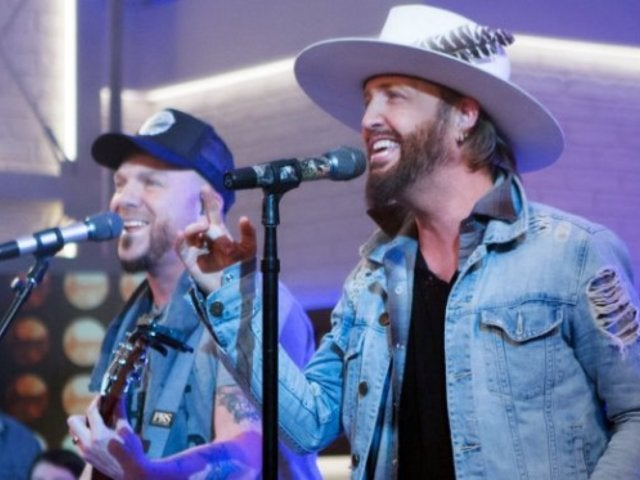 Watch LOCASH Debut Their New Single on 'Megyn Kelly Today'