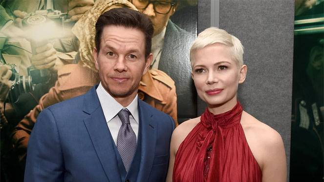 mark-wahlburg-michelle-williams-getty