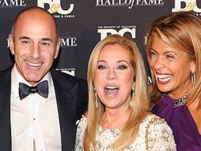 Kathie Lee Gifford Addresses Relationship With Matt Lauer After Sexual Harassment Allegations